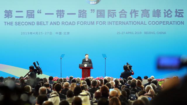 하루에 13개국 지도자 만난 시진핑…건강악화설 일축