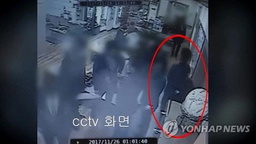 곰탕집 성추행 '1.333초에 성추행 가능하냐' 또다시 불거지는 논란