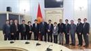 해건협, 키르기즈공화국 건설시장 진출위한 협력 확대 협의