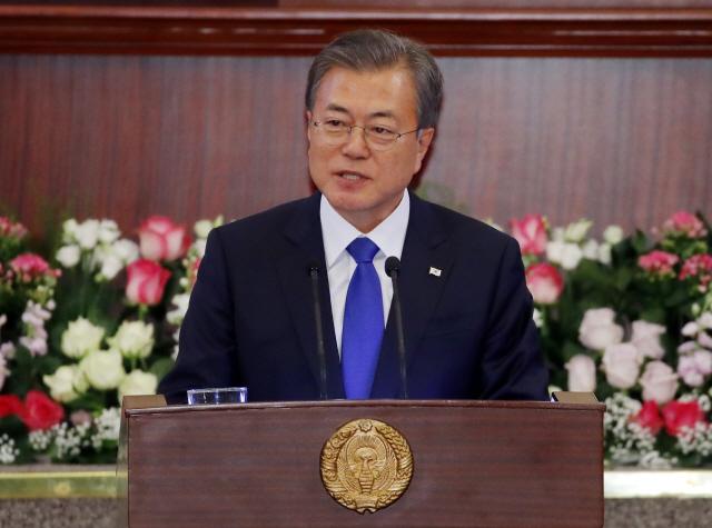 """""""한국 정부, 6월 G20서 한일정상회담 타진"""""""