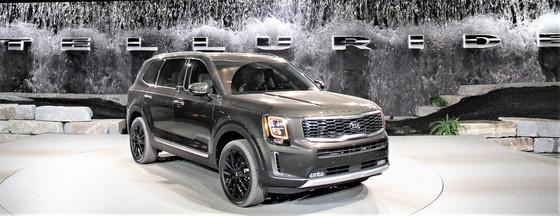 '코나가 효자'…현대차, SUV군단 앞세워 美시장 9개월째 질주