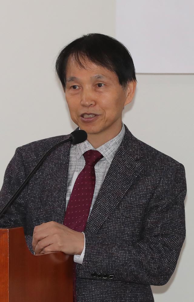 이광형 KAIST 부총장 '전문연구원제는 인재양성 위한 마지막 보루'