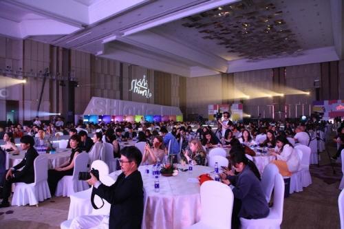션리, 중국에서 브랜드 런칭쇼 개최…중국 수출 성과 기대