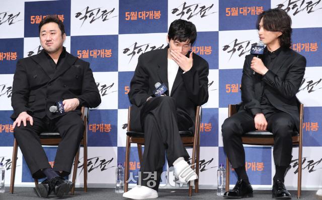 [종합] '악인전' 마동석, 칸→할리우드 진출...거침 없는 질주