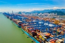 Blockchain network used to upgrade port logistics