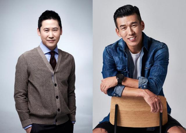 [공식]'신동엽 & 션' 환상 케미, '신션한 남편'  MC 확정