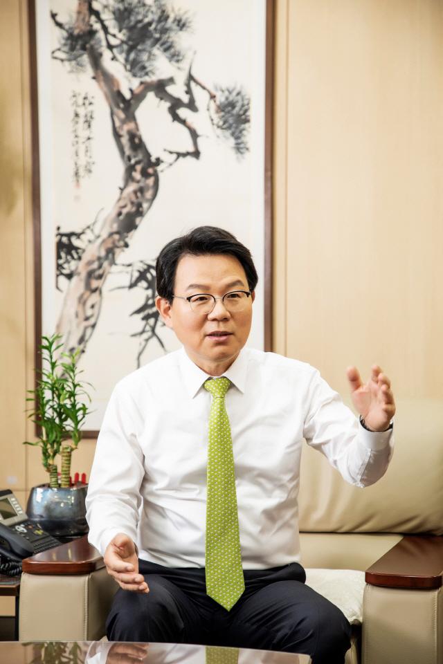 [단독]농업에 꽂힌 김광수...투자전문 VC 만든다