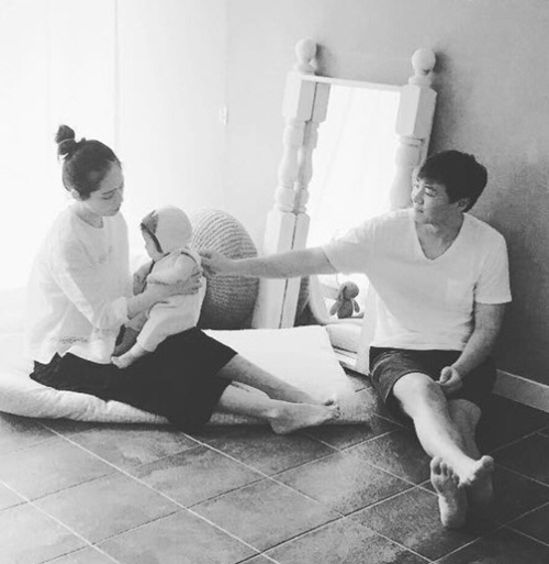 """[공식입장] 한가인♥연정훈, 오늘(13일) 둘째 득남  """"산모와 아이 모두 건강"""""""