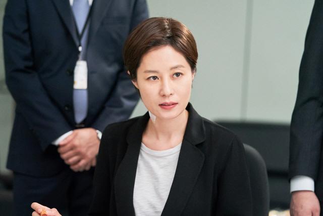 '배심원들' 문소리, '사랑하기 좋은날 이금희입니다' 생방송 출연
