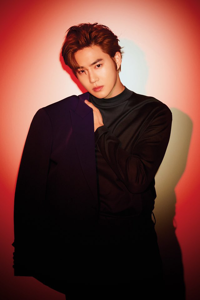 EXO '수호', 제13회 딤프(DIMF) 홍보대사로 출격