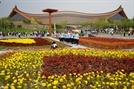 [최수문특파원의 차이나페이지] <15> 중국관, 국제행사장 가운데 우뚝...'중화질서' 꽃 산업에도 통할까