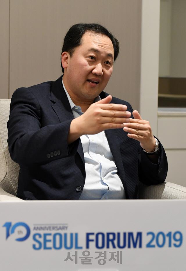 [서울포럼] 찰스 리 '정부 지원보다 더 중요한건 연구결과의 사업화'