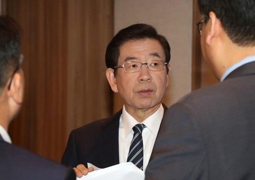 박원순 '황교안 이념 타령은 해방 직후에나 있을 일'