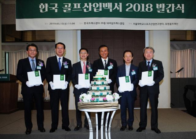 2017년 국내 골프시장 규모 12조4,028억원