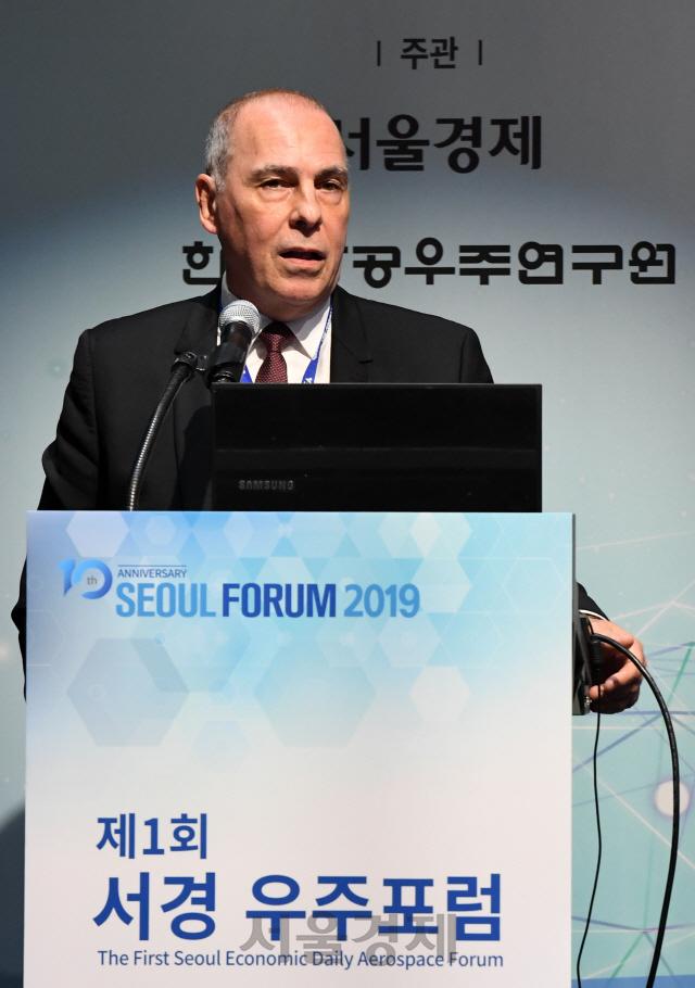 [서울포럼] '우주·IT 융합한 뉴스페이스 시대 열려…매머드산업 탄생할것'