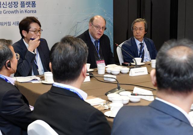[서울포럼]'바이오 생태계 활성화하려면 민간투자가 우선'