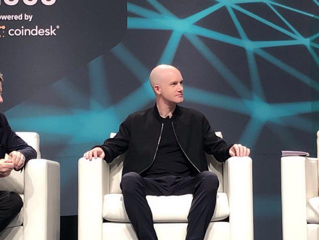 [컨센서스 현장취재]코인베이스 CEO '커스터디 서비스 출시 1년 만에 10억달러 모았다'