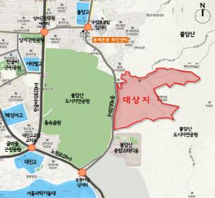 '서울 마지막 달동네' 노원구 백사마을, 재개발 10년만 본격화