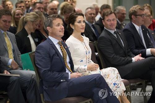 덴마크 왕세자 내외 다음주 공식방한