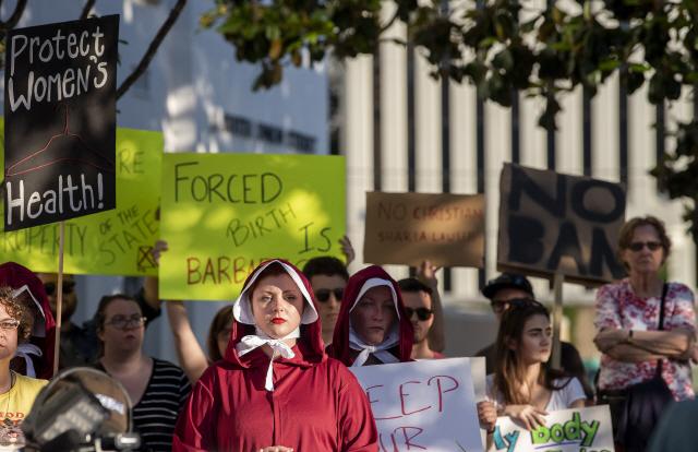 성폭행 임신도 낙태 금지…'충격탄' 던진 앨라배마州