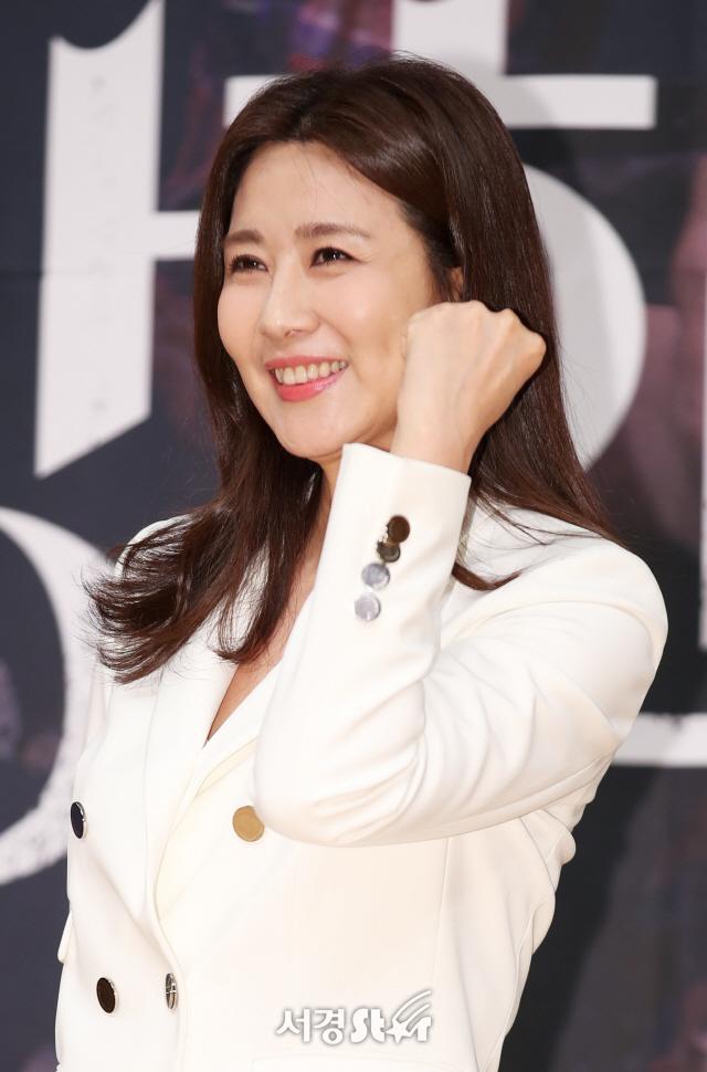 양정아, 싱그러운 미모 (수상한 장모 제작발표회)