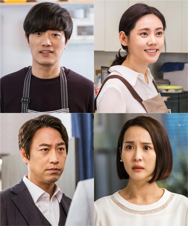 '아름다운 세상' 박희순-추자현 vs 오만석-조여정, 상반된 가족상