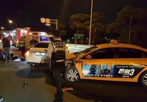 '2차로 정차 미스터리' 진실은…국과수 한지성 부검결과 '음주상태 소견'(종합)