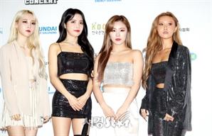 마마무, 우아한 외모 (2019 드림콘서트)
