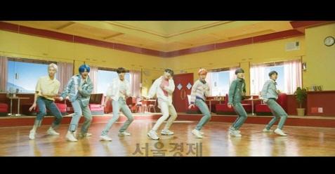 방탄소년단 '작은 것들을 위한 시' 뮤비 3억뷰 돌파