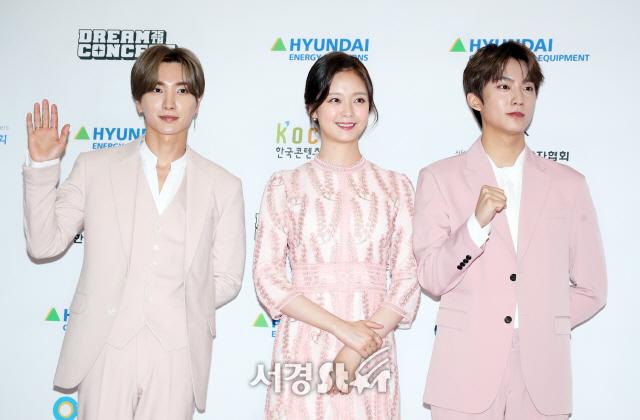 이특-전소민-공찬, 드림콘서트 MC (2019 드림콘서트)
