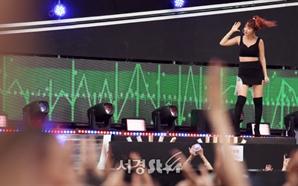 홍진영, 사랑의 배터리 '열광' (2019 드림콘서트)