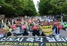 """""""베드타운이 데드타운…3기 신도시 NO"""""""