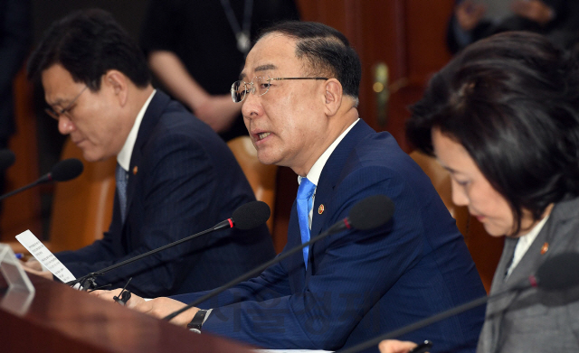 신중해진 洪 '미중갈등 심화…韓경제에 심각한 영향 줄수도'