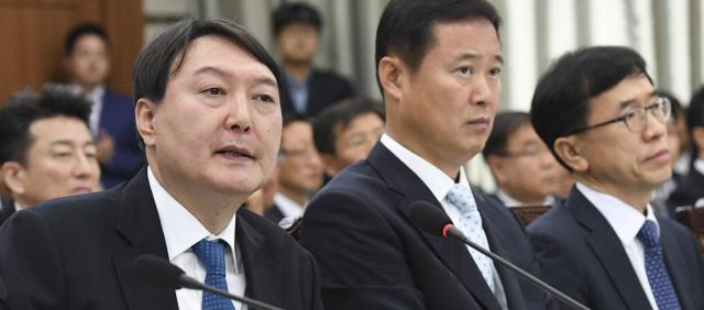 차기 검찰총장 후보에 윤석열도 포함
