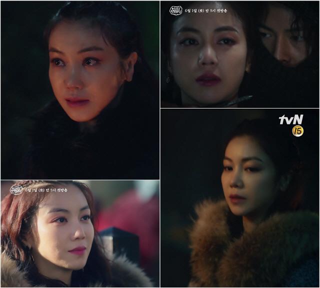 '아스달 연대기' 김지원X김옥빈, '캐릭터 티저' 공개..비주얼·연기·포스 압도적
