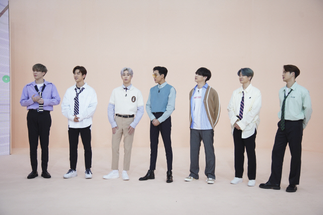 '아이돌룸' 6년차 아이돌 갓세븐, 리더 재선거..현 리더 JB '당황'