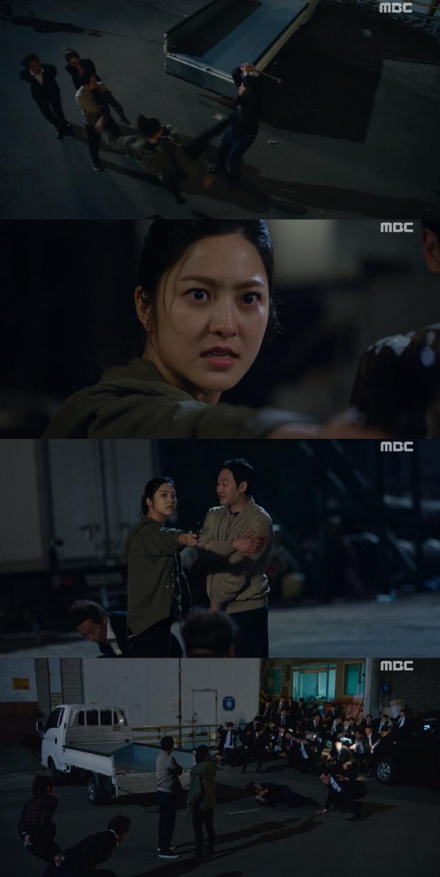 '조장풍' 박세영, 사이다 제대로 터트린 걸크러시 액션