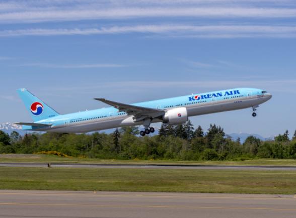 대한항공 200대째 보잉 항공기…화려한 면면 살펴보니(종합)