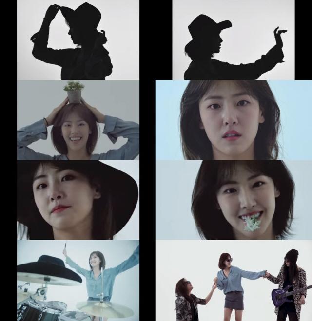 신예 배다빈, 부활 신곡 '그림' MV 여주인공 발탁..다채로운 매력 발산