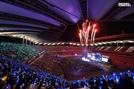 '2019 드림콘서트' 성료, 4만 5천명 관객과 가수들의 완벽한 화합