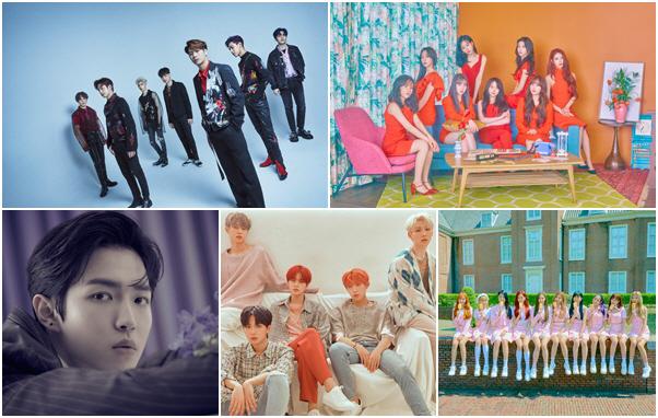'엠카운트다운' 갓세븐·김재환·AB6IX 등 역대급 컴백 라인업