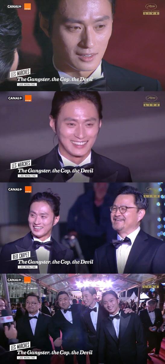 김성규, 영화 '악인전'으로 제72회 칸 국제영화제 입성
