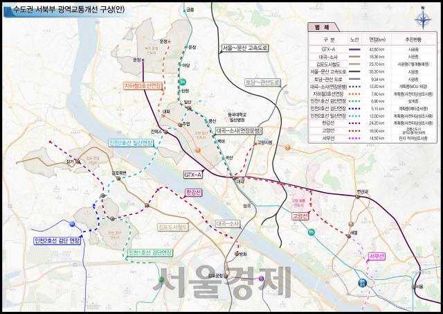 1·2기 신도시 달래기 나선 김현미 장관, '인천 2호선·대곡~소사선 일산까지 연장'