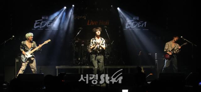 """[종합]'아이즈' 정통밴드로 입지 굳힌다 """"차트인 하고파"""""""
