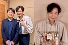 """뮤지컬 '썸씽로튼' 제작자 신재홍, 뮤지컬 '시데레우스'에 응원 조공 """"화이팅"""""""