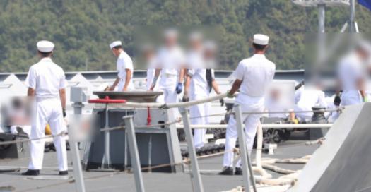 최영함 홋줄 갑자기 '펑' 군인 5명 사상…해군 청해부대 환영행사 중 사고(종합)