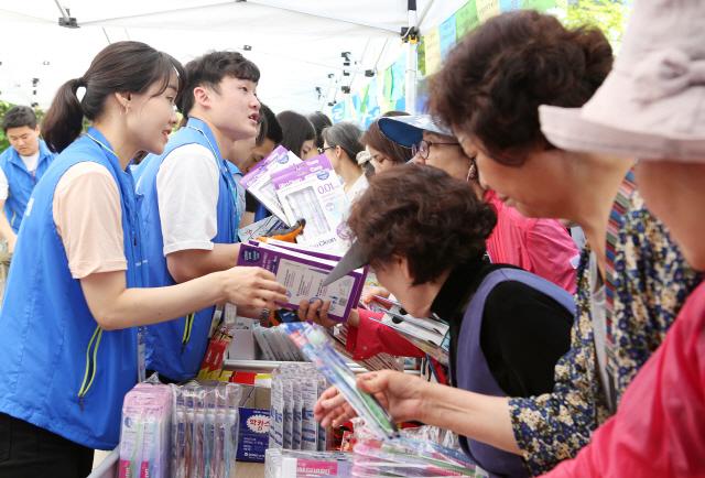 동아쏘시오그룹, 이웃 사랑 전하기 위한 '사랑나눔 바자회' 개최