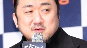 """[공식입장] 마동석 측, """"예정화와 내년 결혼?.. 확정 아니다"""""""