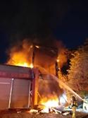 수소탱크 폭발사고 인근 공장서 불