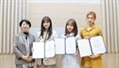 위키미키 수연·유정·도연, '아이돌이 읽다, 마음을 잇다' 세 번째 낭독자
